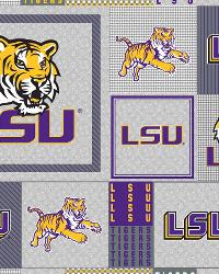 Louisiana State Tigers Back to School Fleece by