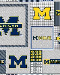 Michigan Wolverines Back to School Fleece by