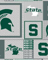 Michigan State Spartans Back to School Fleece by