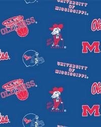 Mississippi Rebels Fleece by
