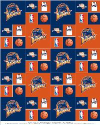 Goldenstate Warriors Cotton by
