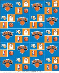 New York Knicks Cotton by