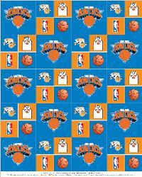 New York Knicks Cotton by