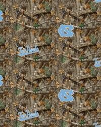 North Carolina TarHeels Realtree by