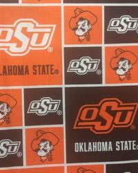 Oklahoma State University Cotton Orange by