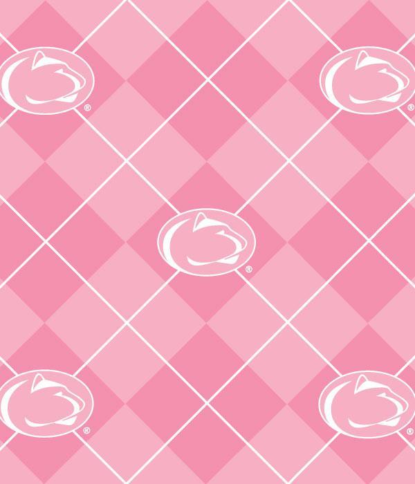 Foust Textiles Inc Fabrics Pink Penn State Lions Argyle Fleece Search Results