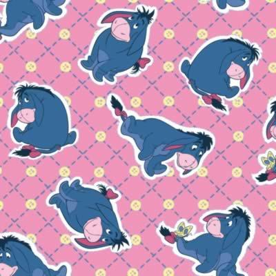 Foust Textiles Inc Eeyore Fleece  Search Results