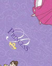 Foust Textiles Inc Disney Princess All Over Fabric