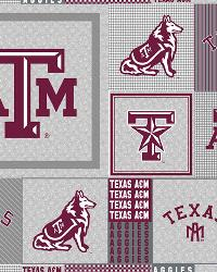 Texas AM Aggies Back to School Fleece by
