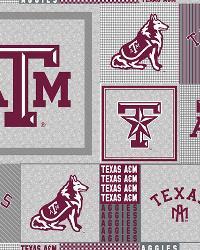 Texas AM Aggies Back to School Fleece by