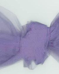 Foust Textiles Inc Tulle 54 T54 Amethyst Fabric
