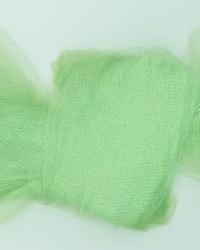 Foust Textiles Inc Tulle 54 T54 Lime Fabric