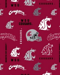 Washington State Courgars Logos by