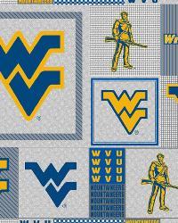 West Virginia Mountaineers Back to School Fleece by