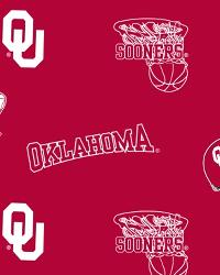 Oklahoma Sooners Red Fleece by