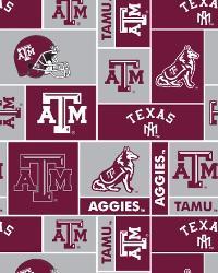 Texas AM Aggies Block Fleece by