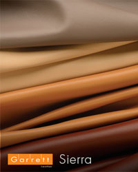 Sierra Leather                           Fabric
