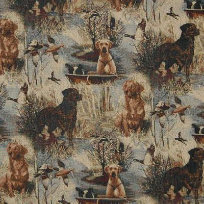 Greenhouse Fabrics 10385 Spice Hunting and Fishing