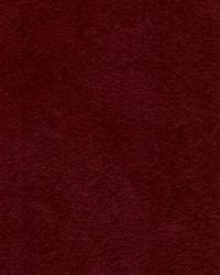 Red Fashion Suede Three Fabric  93703 Wine