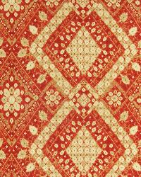 Eclectic Elements Fabric  A1629 Sangria