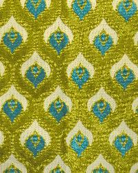 Hamilton Fabric Grenoble Blue Green Fabric