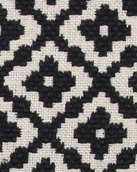 Black Floral Diamond Fabric  Peyton 190067H 313