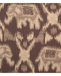 Purple Jungle Safari Fabric  Maharani 190103H 95