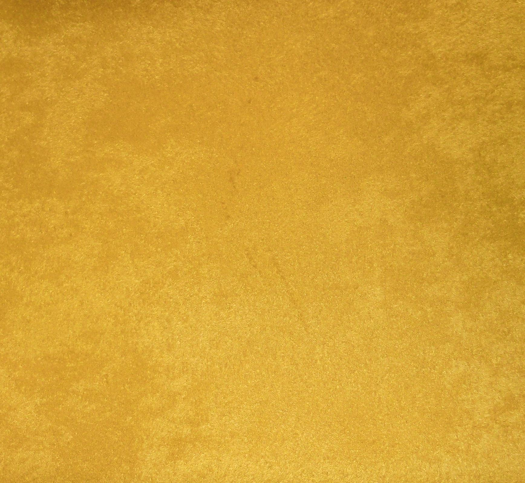 Infinity fabrics passion suede mustard for Suede fabric