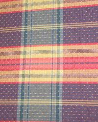 Dotty Plaid Instock Fabric