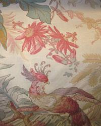 Birds Fabric  Graceland Heather