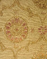 Yellow Floral Diamond Fabric  Amesbury Trellis Silk