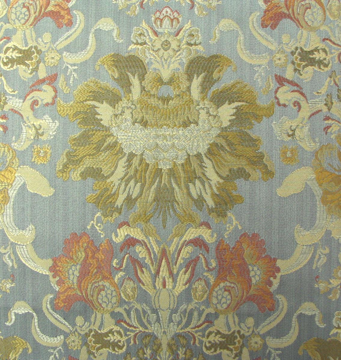 Kasmir Fabrics Barber Copen - InteriorDecorating.com