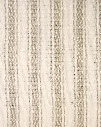 Beachnut Stripe White Linen by