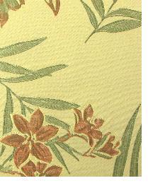 Yellow Small Print Floral Fabric  Beresford Mustard