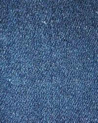 Blue Solid Color Denim Fabric  Bronco Denim