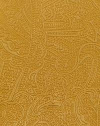 Bungalow Paisley Brass by