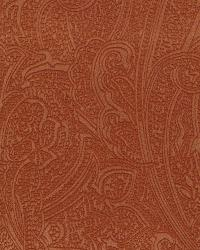 Bungalow Paisley Cinnamon by