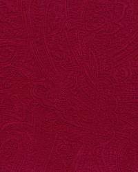 Bungalow Paisley Claret by
