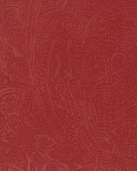 Bungalow Paisley Terracotta by