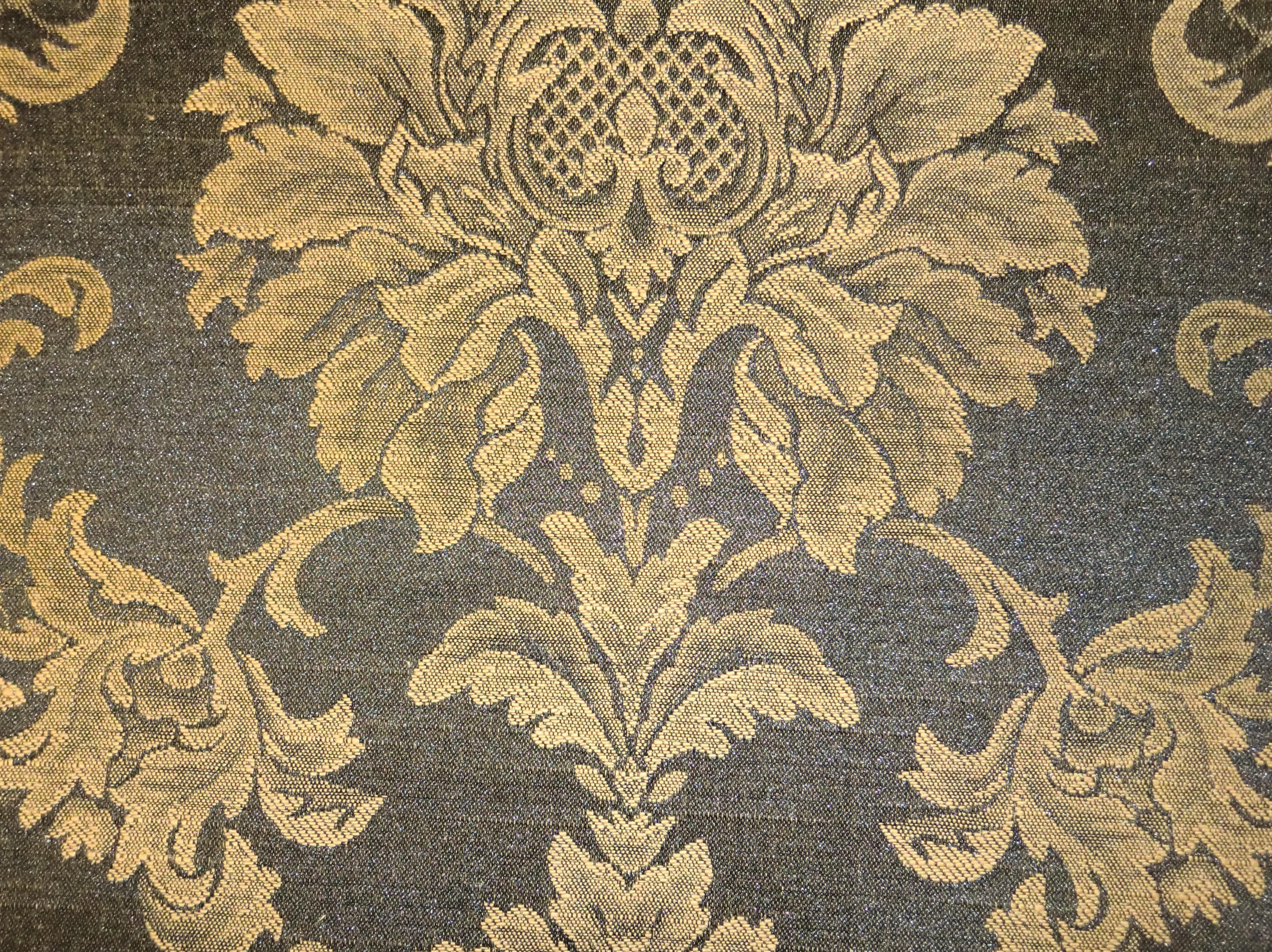 Kasmir Fabrics Camden Court Espresso - InteriorDecorating.com