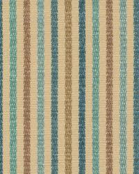 Candy Stripe Robins Egg Blue by