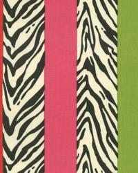 Cool Cat Stripe Tropic by