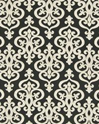 Kasmir Delmonico Black Diamond Fabric
