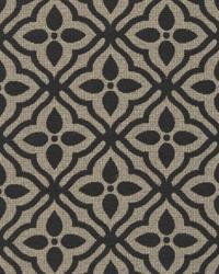 Duomo Trellis Black Flannel by