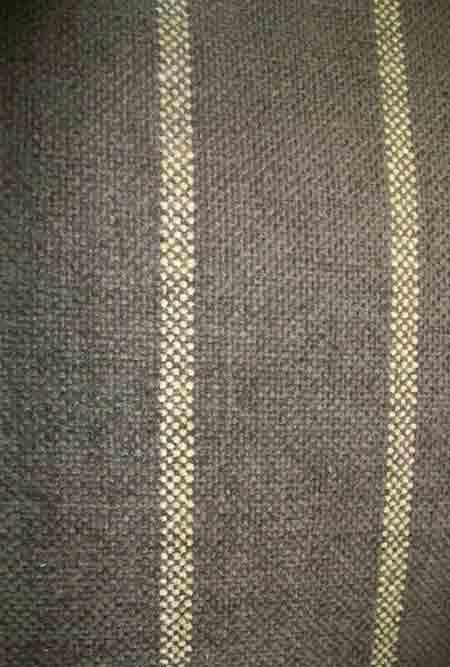 Kasmir Fabrics Fairway Stripe Espresso Interiordecorating Com