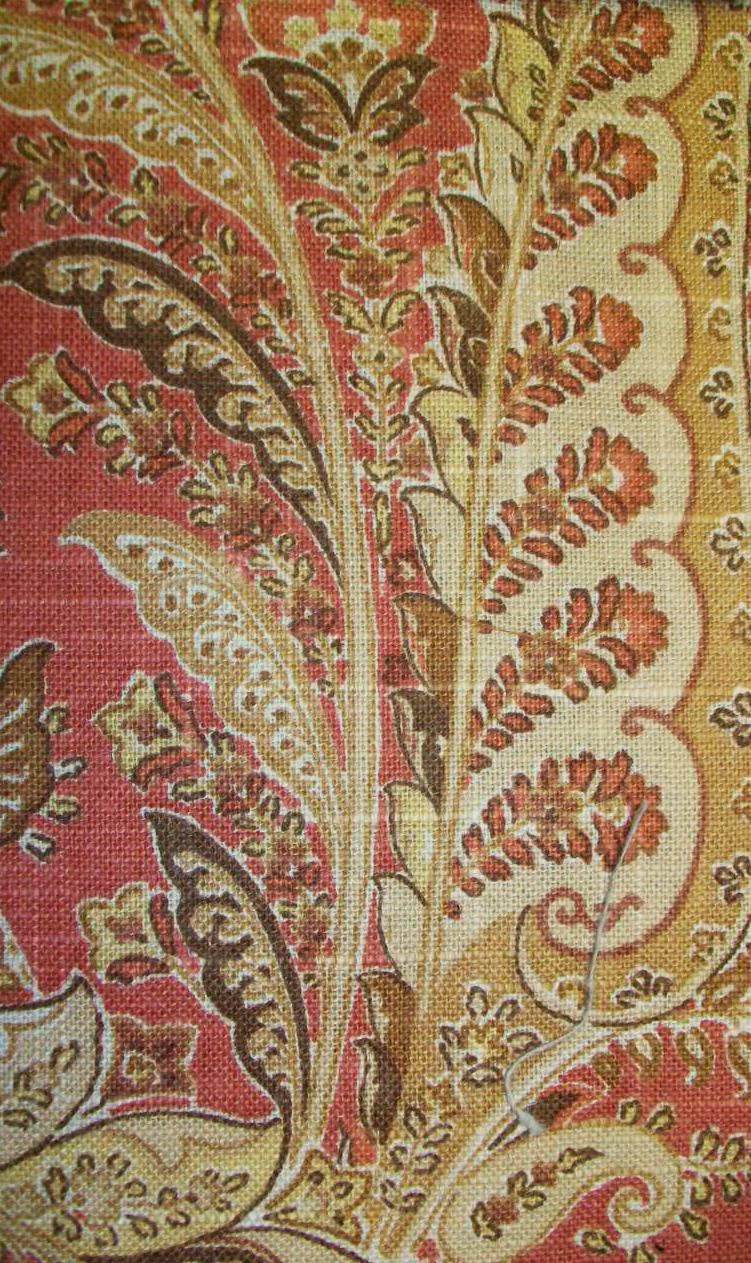 Kasmir Fabrics Fancy Free Spice - InteriorDecorating.com