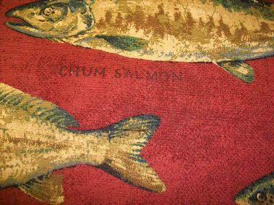 Kasmir Gone Fishin Merlot Hunting and Fishing