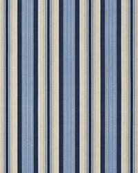 Gulfshore Stripe Indigo by