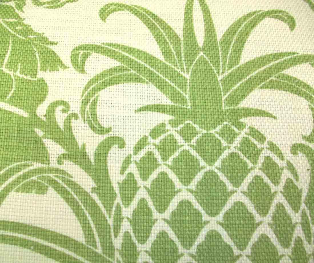 Kasmir Fabrics Iolani Garden Palm - InteriorDecorating.com