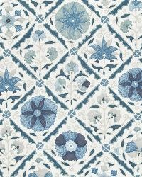 Jinga Floral Indian Sea by